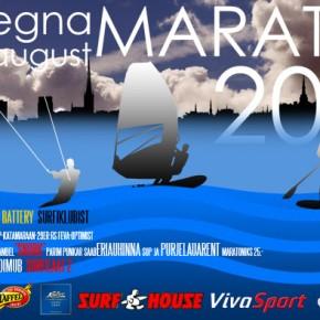 Aegna Maraton 2012 - 4.-5. august