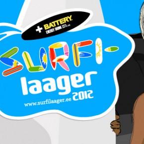 """""""Tantsud surfaritega"""" showd juhib Battery Surfilaagris Liina Randpere!"""