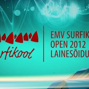 EMV Surfikool 2012 Lainesõidus