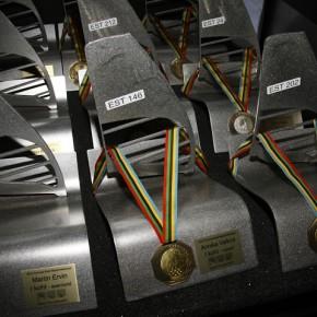 EPL 2012 Hooajalõpetamise pildid