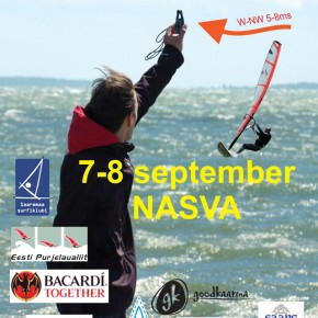 Bacardi Fun finaaletapp toimus Saaremaal Nasval.