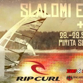 Slaalomi EMV 2. etapp 28.-29. september