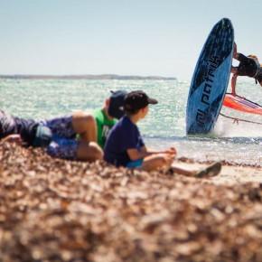 Christofer Kalk on lääne - Austraalia parim vabastiili purjelaudur