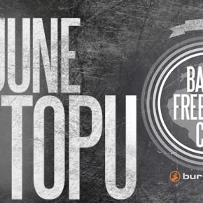 Burusport Baltic Freestyle CUP 1.etapp - 21. juuni Topus !