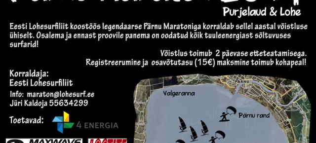 Pärnu Maraton 2014