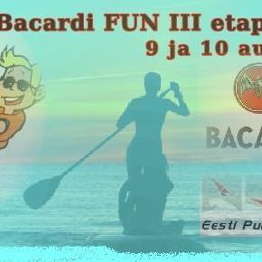 Bacardi Fun III etapp peetakse Hiiumaal