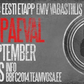 Burusport Baltic Freestyle CUP ja EMV vabastiilis toimub 23.september