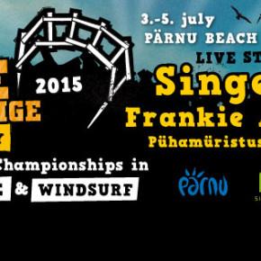 3.-5. juulini toimub Pärnus traditsiooniline lohe- ja purjelauavõistlus Aloha Kite Challenge