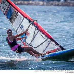 Ingrid Puusta saavutas MK finaalregatil 9. koha