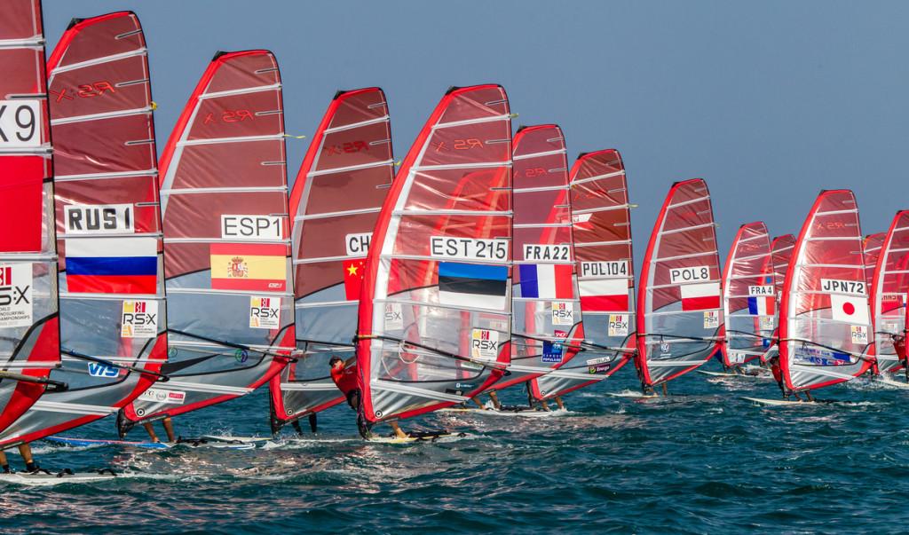 Ingrid Puusta - EST 215 Foto autor: Jesus Renedo/Oman Sail