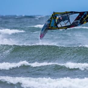Hiiusurf lahtised purjelaua lainesõidu B-liiga võistlused peeti Ristnas + VIDEO!