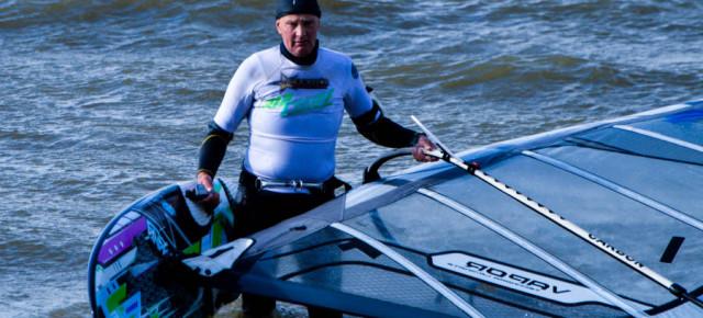 Purjelaua kiirussõidu Eesti meistritiitli võitis Jüri Kaldoja