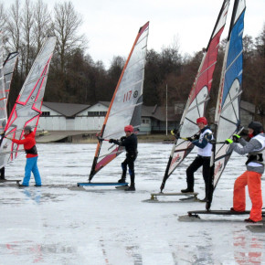 Hooaja lõpuvõistlus Harku järvel
