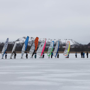 Talisurfi EMV etapp peeti Harku järvel
