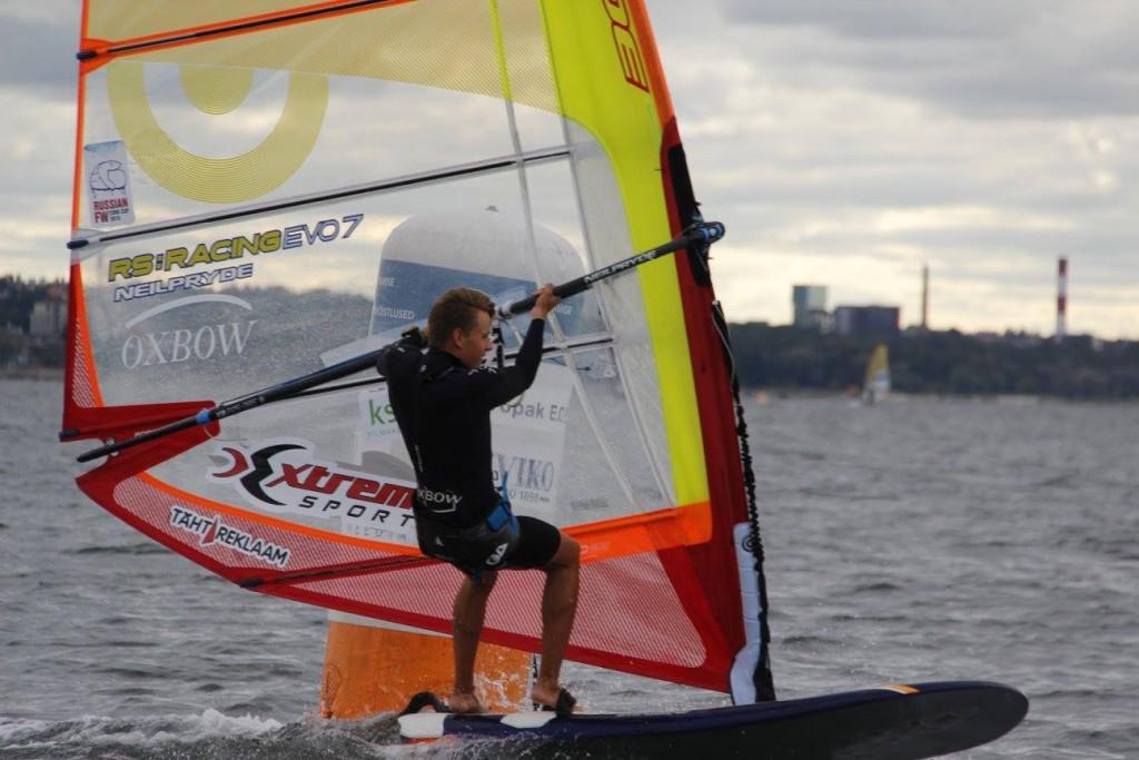 Tallinna Nädal Formula klassi võitja - Karl-Erik Saarm