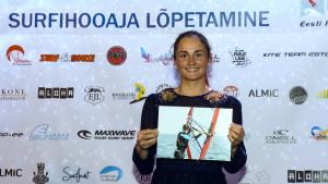 Ingrid Puusta - Parim Eesti purjetaja Rio Olümpial