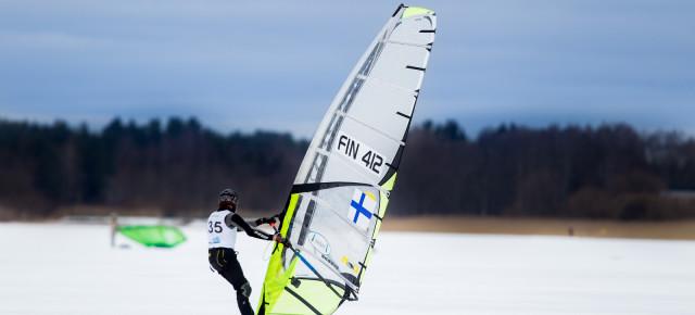 Talisurfi slaalomi võitjad on Feodor Gurvits, Ingrid Puusta ja Raul Mihkel Anton