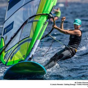 Ingrid Puusta lõpetas EUROSAF Meistrite Karika regati 7. kohaga