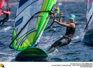 Ingrid Puusta.  Foto: Jesús Renedo / Sailing Energy / Trofeo Princesa Sofía IBEROSTAR