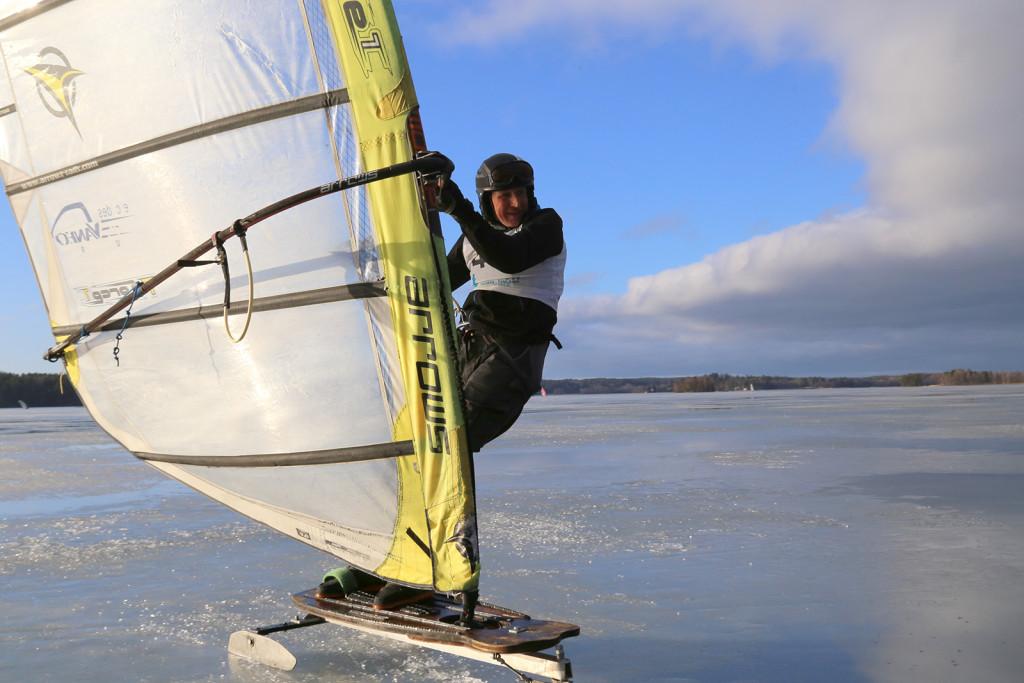 Meelis Rang - 2017 talisurfi Eesti meister  Foto autor Ian Rautelin.