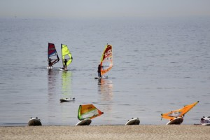 Tuuletu Pirita rand. Foto autor: Riina Ramst