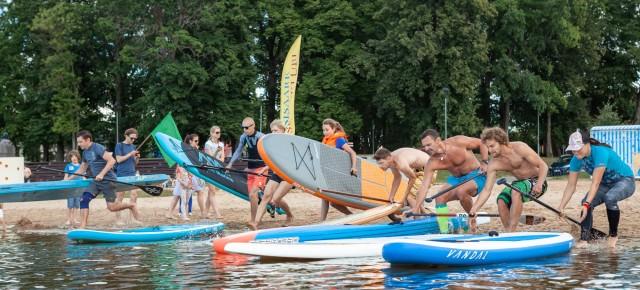SUP EMV 2.etapi võidu võttis unlimited klassis Tarmo Tamm, Surf SUPis Kristjan Novitski ning noored U13 vanuserühmas Katriina Metstak