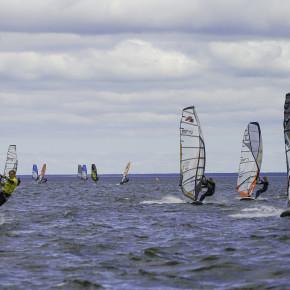 Narva-Jõesuu Fun etapi võitjad on Frank Ervin, Cerly Aulik ja Valde Viiding