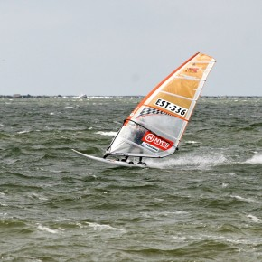 Neilpryde Baltic Cup Läti etapp