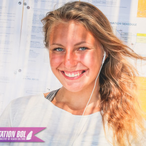 Brigita Viilop võitis purjelaua slaalomi Euroopa meistritiitli