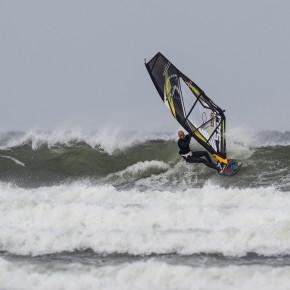 Ristna Wave Classic avas lainesõidu võistlussarja - VIDEO