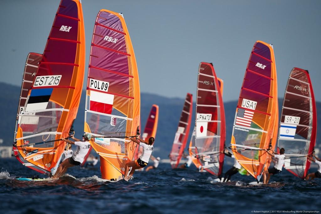 RS:X Windsurfing World Championships Photo - Robert Hajduk