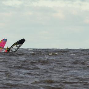 Slaalomi finaaletapi võitsid Tristen Erik Kivi, Martin Berkmann ja Katrin Sula