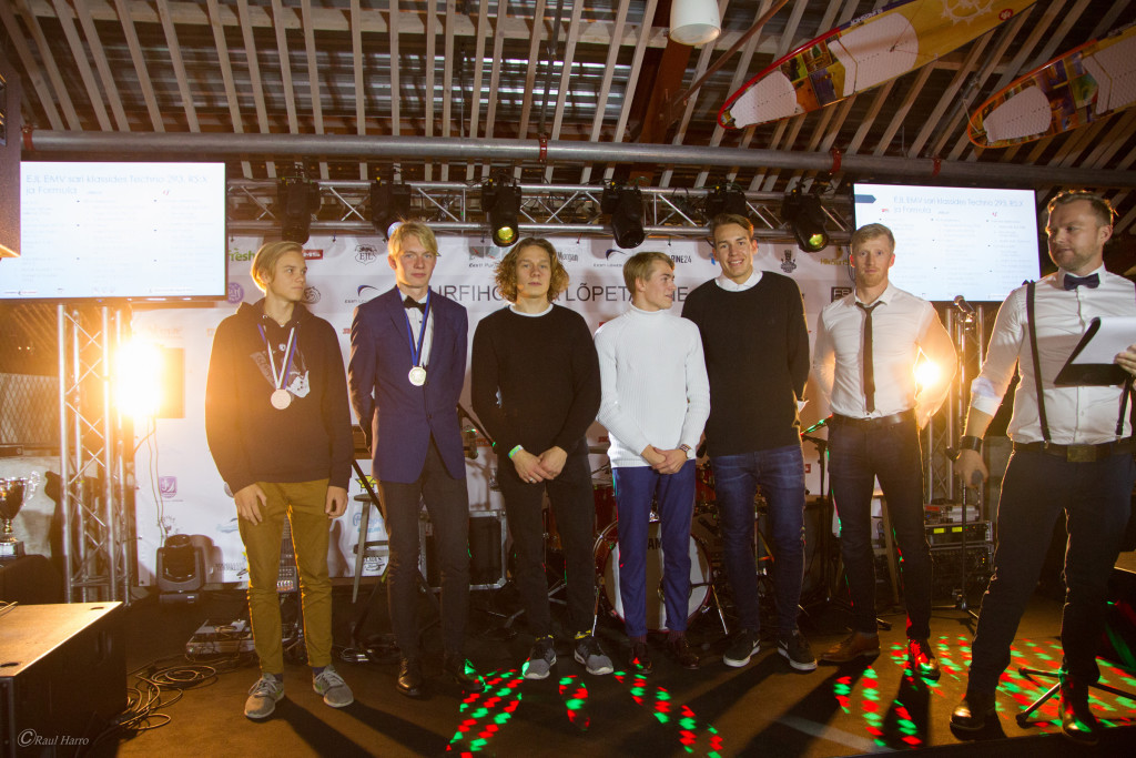 Eesti meistrid purjelauaklassides Techno, RS:X ja Formula. Foto autor Raul Harro.