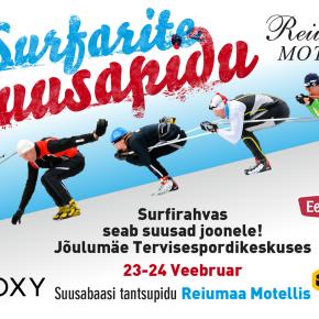 Surfarite Suusapidu