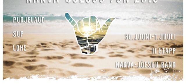 Fun sarja Narva - Jõesuu etapi teade