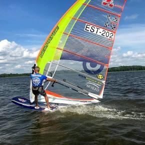 NeilPryde Baltic Cup 2018 oli märkimisväärselt edukas Eesti purjelauduritele