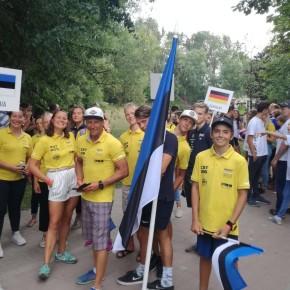 Avati Techno 293 maailmameistrivõistlused Liepajas.