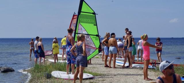 Vormsi Surfipäevade juubeliaasta 28-29.07.18