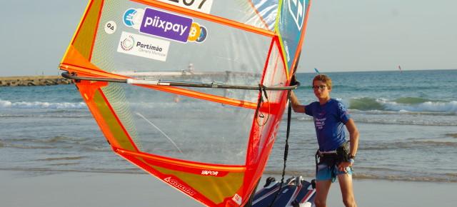Purjelaua maailmameistrivõistlustel Portugalis saavutas Frank Ervin 1. koha