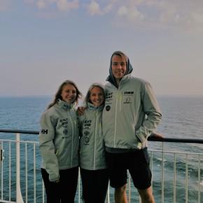 Brigita Viilop, Betti Vainküla ja Tristen Erik Kivi osalevad 2018 IFCA maailmameistrivõistlustel