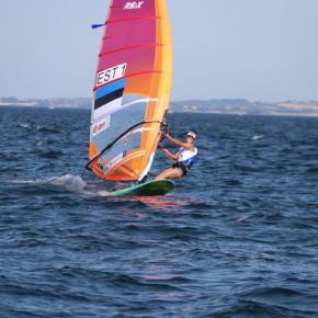 Ingrid Puusta tuli Austraalias toimunud RS:X-i MM-il 16. kohale!