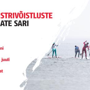 SUP EMV ja harrastajate sarja II etapp toimub 16. juunil Viljandis Paala järvel
