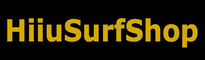 HiiuSurfShop