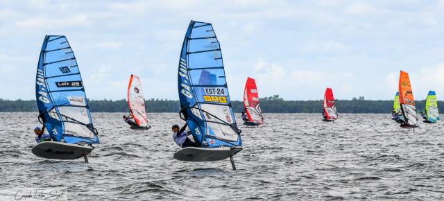 World Sailingu aastakoosolekul kinnitati 2024 purjelaua olümpiaklassiks iFoil