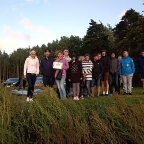 EPL EMV Kiirusõidu Ühepäeva Kiirussõit sai peetud Pärnumaal Reiu rannas.