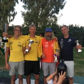 Martin Ervin võitis Formula klassi Master arvestuses MM-il hõbemedali