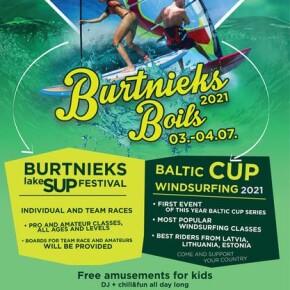 Baltic Cup Latvia toimub 3.-4. juuli Burtnieki järvel