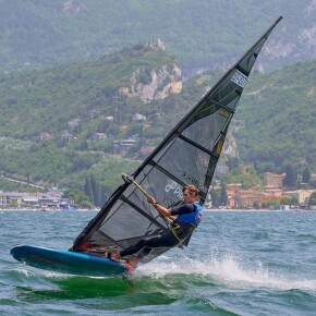 Frank Ervin osales noorte slaalomi 2021. a. maailmameistrivõistlustel Torbole sul Gardas