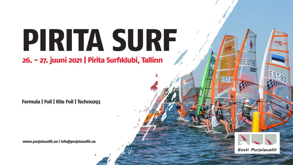 Pirita Surf bänner