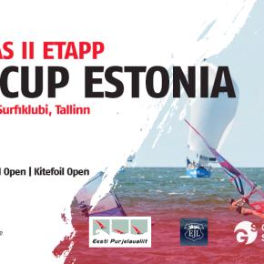 16.-18. juulil toimub Baltic Cup Estonia 2021 ja Eesti Karikas II etapp Pirital Tallinnas